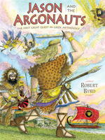 Jason and the Argonauts book