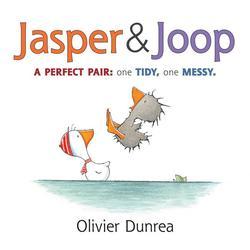 Jasper & Joop book