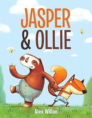 Jasper & Ollie book