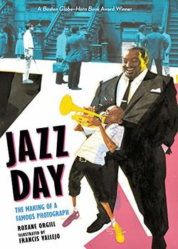 Jazz Day: The Making of a Famous Photograph book