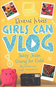 Jazzy Jessie: Going for Gold book