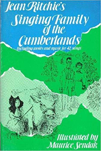 Jean Ritchie's Singing Family of the Cumberlands book