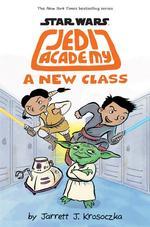 Jedi Academy: A New Class book