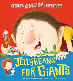 Jellybeans for Giants book