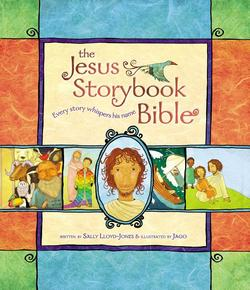 Jesus Storybook Bible: Every Story Whispers His Name book