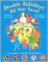 Jewish Holidays All Year Round book