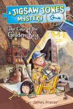 Jigsaw Jones: The Case of the Golden Key book