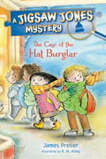 Jigsaw Jones: The Case of the Hat Burglar book