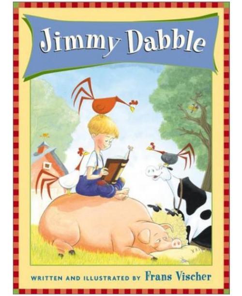 Jimmy Dabble book