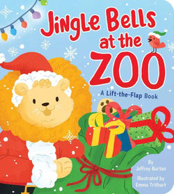 Jingle Bells at the Zoo Book