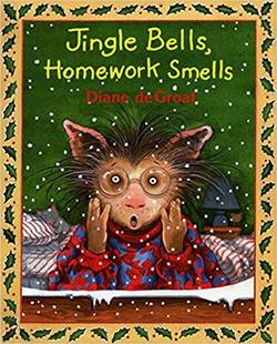Jingle Bells, Homework Smells book