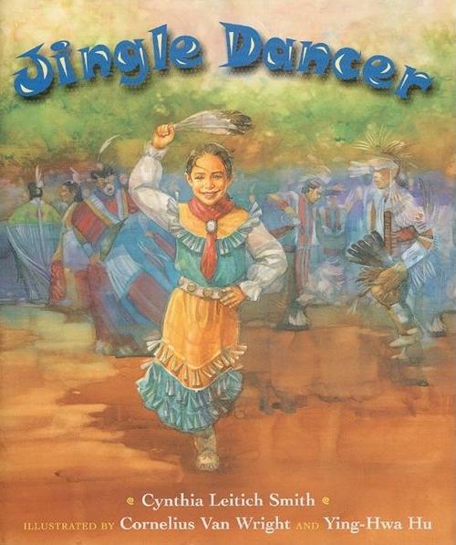 Jingle Dancer book