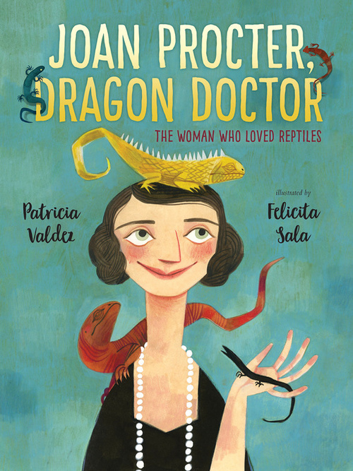 Joan Procter, Dragon Doctor book