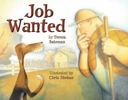 Job Wanted book