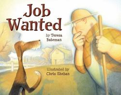 Job Wanted book