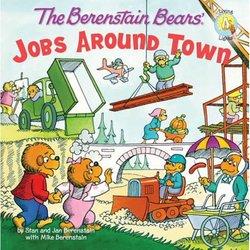 Jobs Around Town book