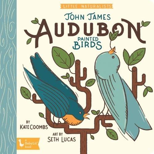 John James Audubon Painted Birds book