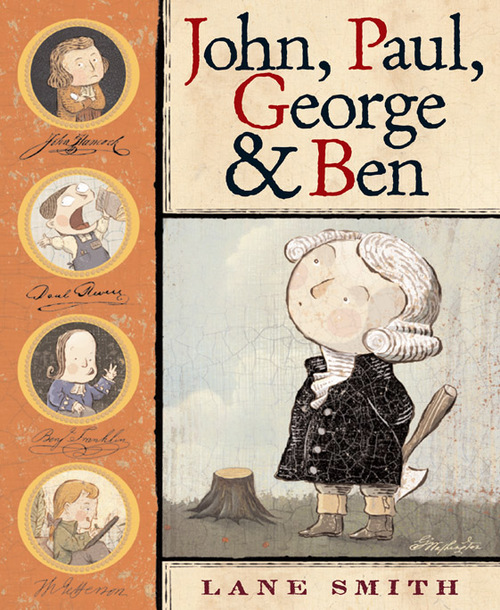 John, Paul, George & Ben book