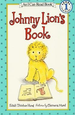 Johnny Lion's Book book