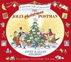 Jolly Christmas Postman (UK) book