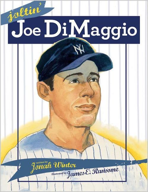 Joltin' Joe DiMaggio book
