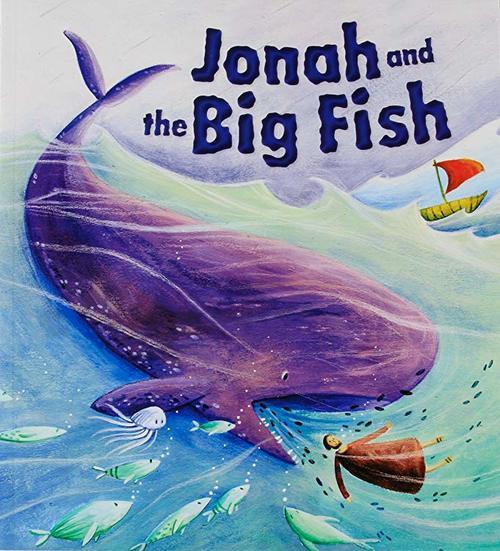 Jonah and the Big Fish book