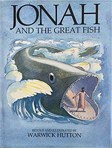 Jonah and the Great Fish book