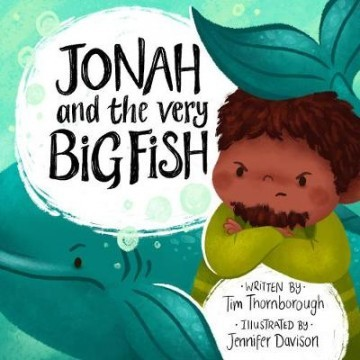 Jonah and the Very Big Fish book