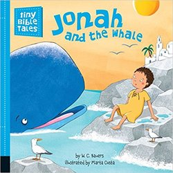 Jonah and the Whale book