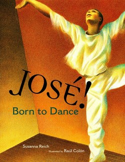 Jose! Born to Dance book