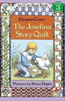 Josefina Story Quilt book