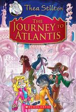 Journey to Atlantis book