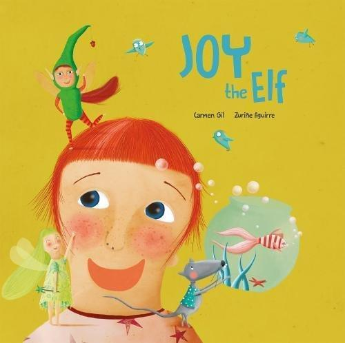 Joy the Elf book