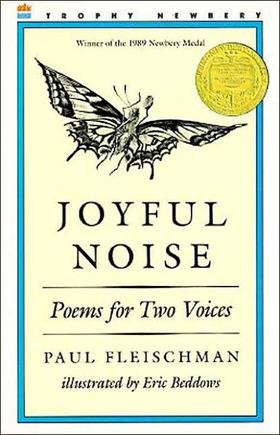 Joyful Noise book
