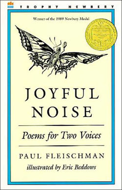 Joyful Noise book