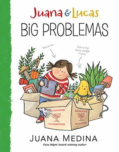 Juana and Lucas: Big Problemas book