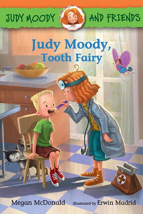Judy Moody and Friends: Judy Moody, Tooth Fairy book