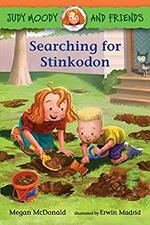 Judy Moody and Friends: Searching for Stinkodon book