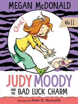Judy Moody and the Bad Luck Charm book