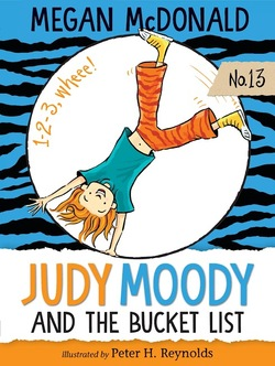 Judy Moody and the Bucket List book