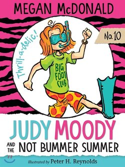 Judy Moody and the Not Bummer Summer book