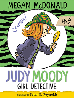 Judy Moody, Girl Detective book