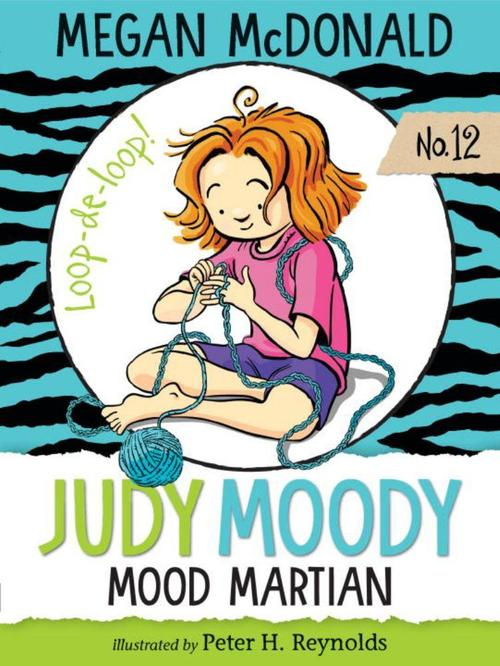 Judy Moody, Mood Martian book