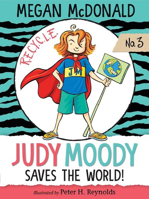 Judy Moody Saves the World! book