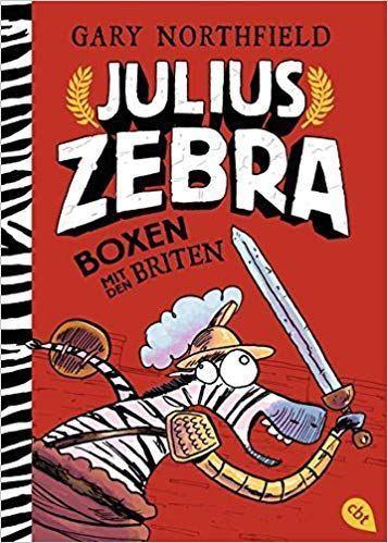 Julius Zebra: Battle with the Britons! Book