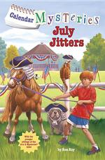 July Jitters book