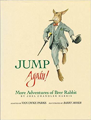 Jump Again! More Adventures of Brer Rabbit book