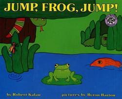 Jump, Frog, Jump! book