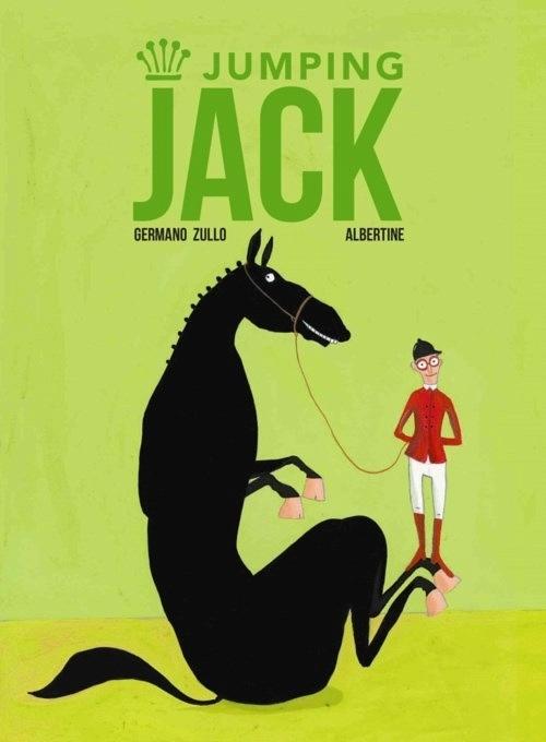 Jumping Jack book