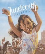 Juneteenth for Mazie book